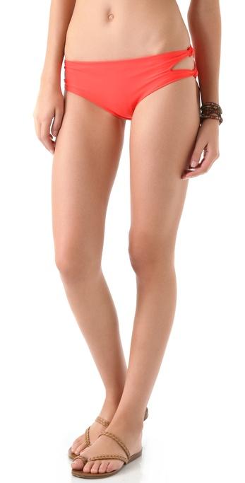 MIKOH SWIMWEAR Todos Santos Bikini Bottoms