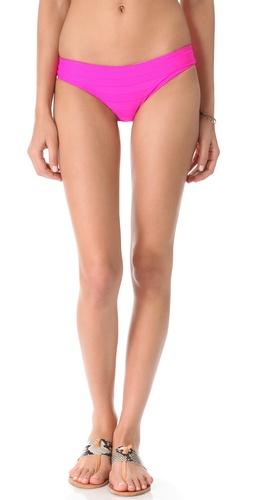 MIKOH SWIMWEAR Tamarama Banded Bikini Bottoms