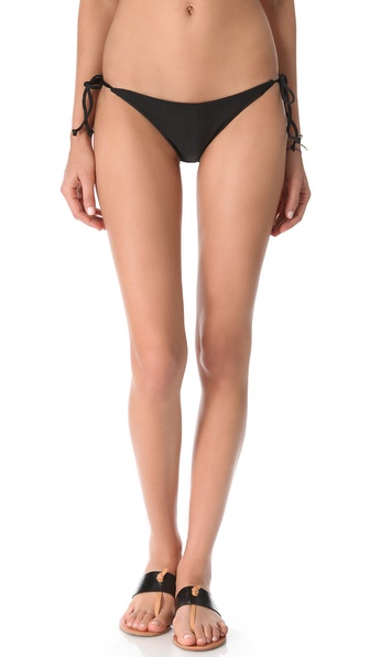 MIKOH SWIMWEAR Venice Tie Side Bikini Bottoms