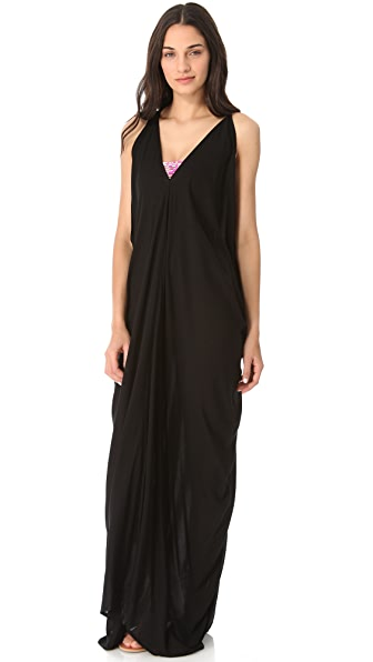 MIKOH Ala Moana Cover Up Maxi Dress
