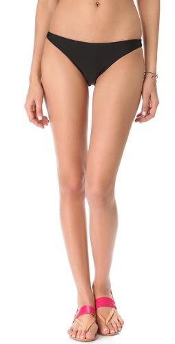 MIKOH SWIMWEAR Miyako Basic Bikini Bottoms