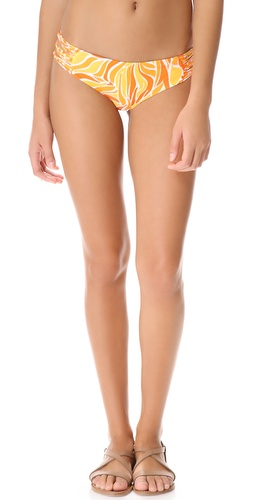 MIKOH SWIMWEAR Velzy Land Bikini Bottoms