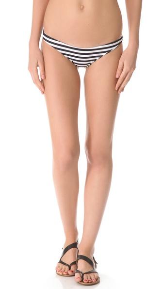 MIKOH SWIMWEAR Lahaina Extra Skimpy Bikini Bottoms