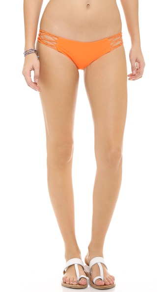 MIKOH SWIMWEAR Rockies Bikini Bottoms