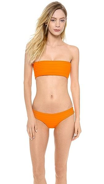 MIKOH Laniakea Bandeau Bikini Top