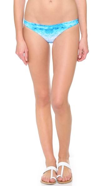 MIKOH SWIMWEAR Zuma Bikini Bottoms