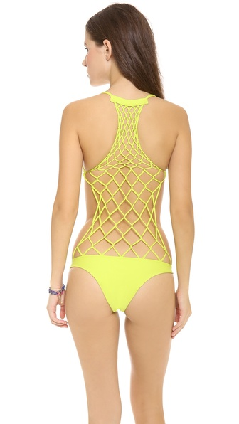 MIKOH SWIMWEAR Xavier One Piece