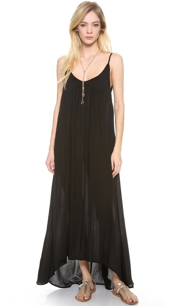 MIKOH SWIMWEAR Biarritz Cover Up Dress