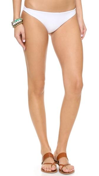 MIKOH SWIMWEAR Miyako Skimpy Bikini Bottoms