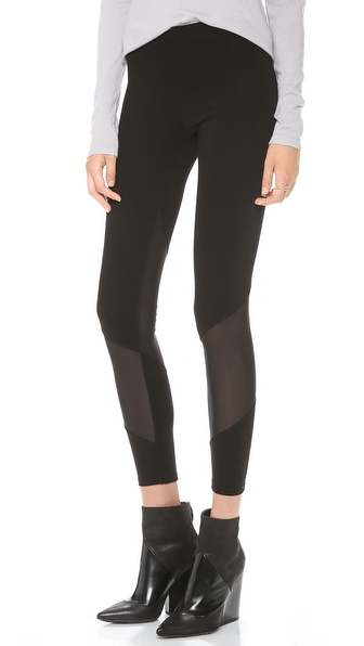 Mila Hermanovski Wrap Leggings
