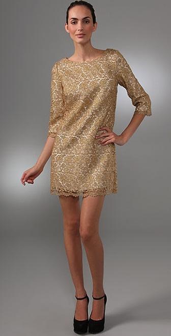Milly Liana Mini Dress