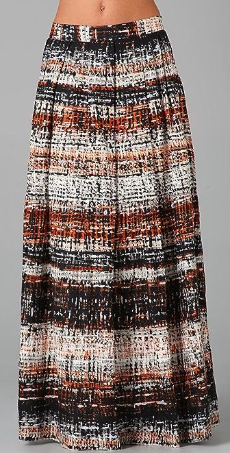 Milly Boho Long Skirt