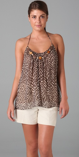 Milly Necklace Halter Top