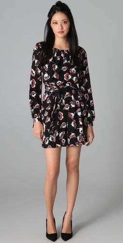 Milly Louiza Poppy Print Romper