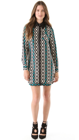 Milly Renee Shirtdress