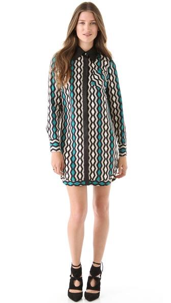 Milly Renee Shirtdress