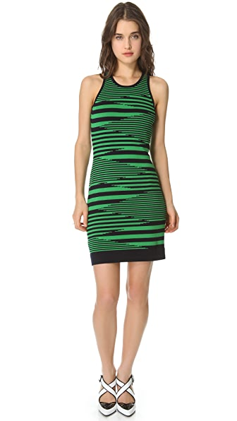Milly Mirage Sleeveless Dress