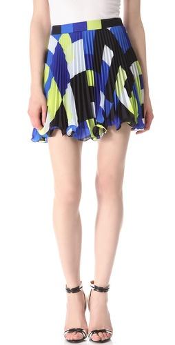 Milly Flared Skirt