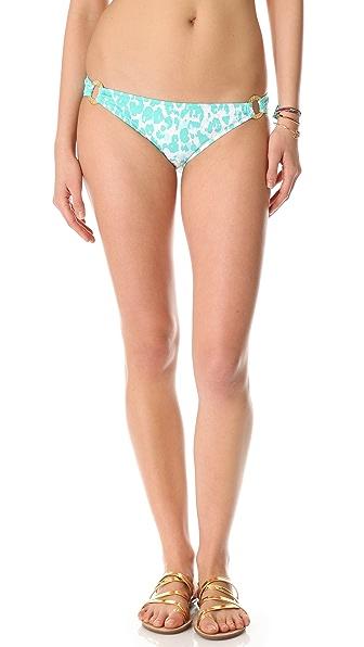 Milly Mediterranean Bikini Bottoms