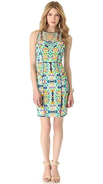 Milly Mesh Racer Dress