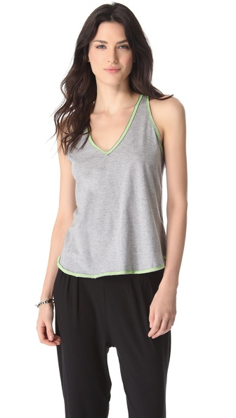 Milly Caro Racer Tank