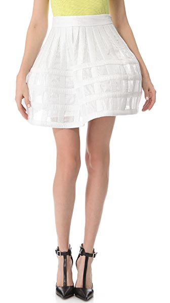 Milly Cage Skirt
