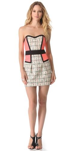 Milly Sweetheart Dress
