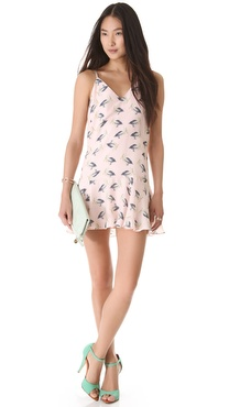 Milly Carlin Strap Dress