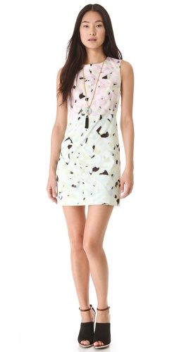 Shop Milly Combo Print Shift Dress and Milly online - Apparel, Womens, Dresses, Day_to_Night,  online Store