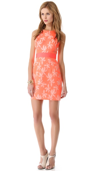 Milly Sonya Sheath Dress