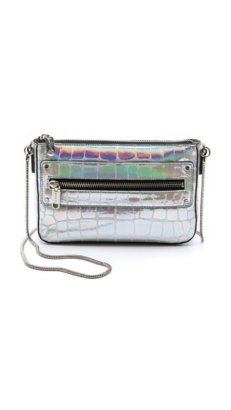 Milly Tatum Metallic Mini Bag