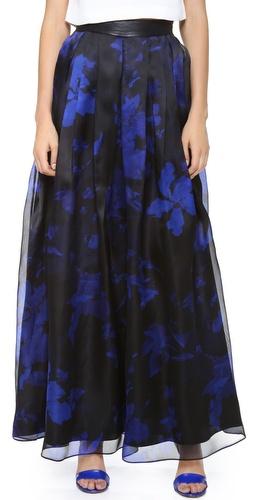Milly Boho Ankle Length Skirt