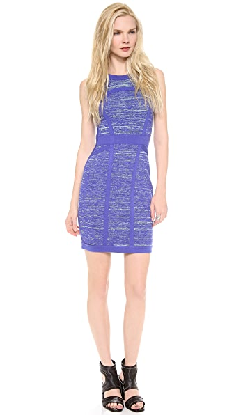 Milly Space Dye Sweater Dress