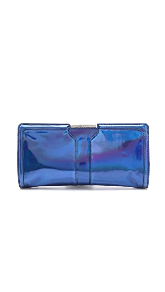Milly Demi Frame Clutch