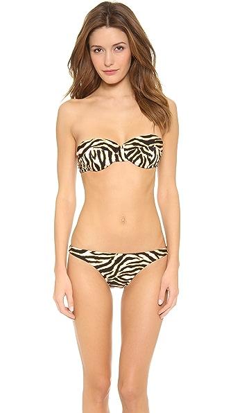 Milly Maxime Underwire Bikini Top