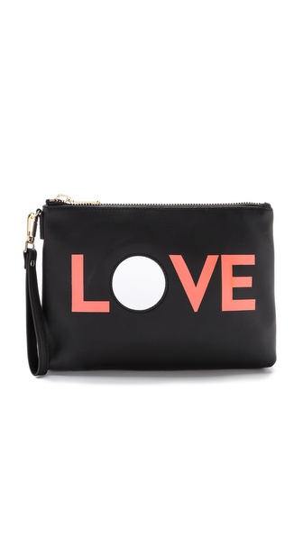 Milly Love Wristlet Clutch