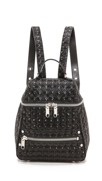 Milly Bowery Hologram Backpack