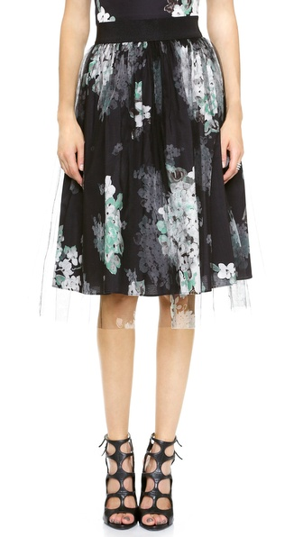 Milly Monica Skirt