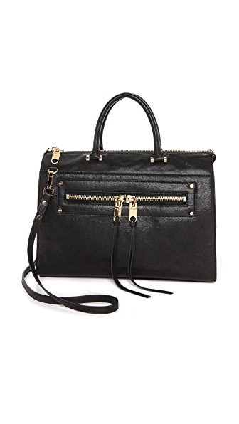 Milly Milly Riley LG Tote (Black)