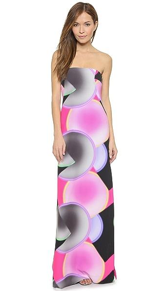 Kupi Milly haljinu online i raspordaja za kupiti Milly Glow Print Blair Gown Multi online