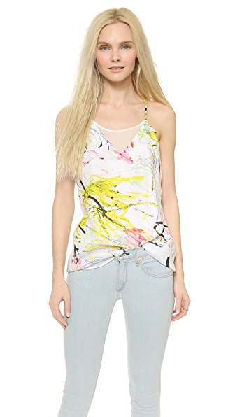 Milly Scribble Print Tank - Multi