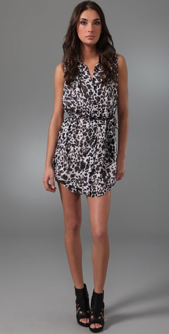 MINKPINK Paws For Thought Dress