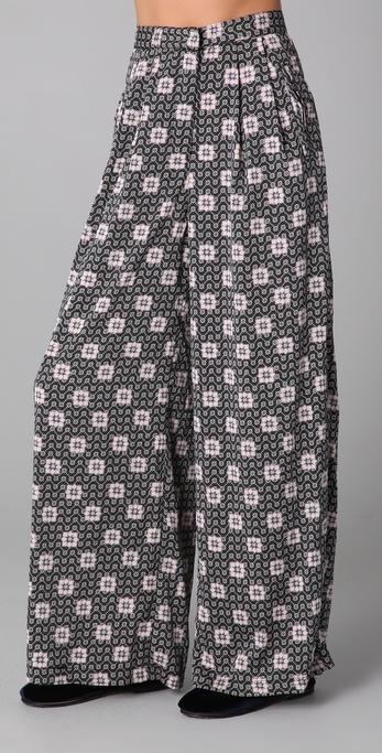 MINKPINK Marrakech Print Pants