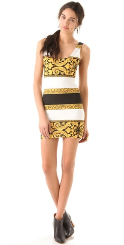 MINKPINK Donatella Mini Dress