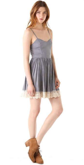 MINKPINK Uptown Girl Sundress