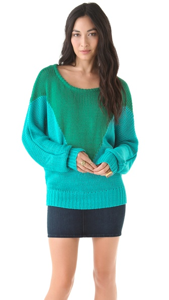 MINKPINK Wellington Oversized Sweater