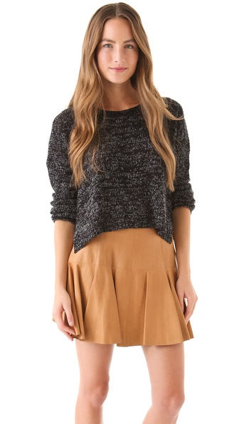 MINKPINK Salt & Pepper Sweater