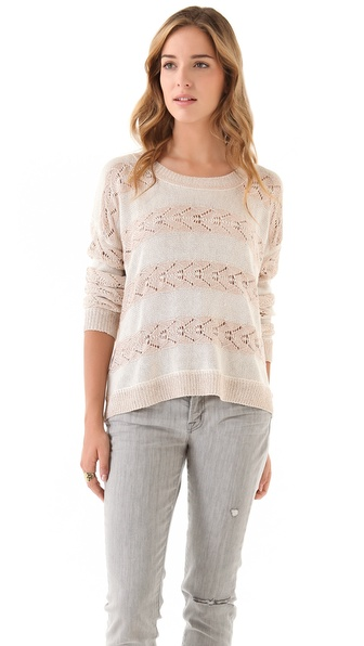 MINKPINK Golden Rule Sweater