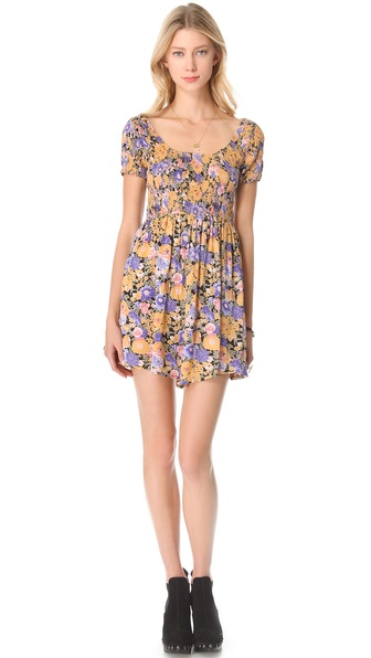 MINKPINK Eden Beach Cover Up Dress