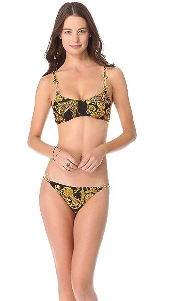 MINKPINK Elodie Bikini Top